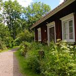 Friluftsmuseet Åsle Tå utanför Falköping. Foto: Louise Larsson